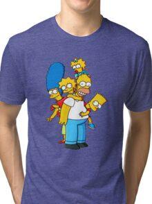 SIMPSON Tri-blend T-Shirt