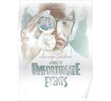 Unfortunate Events Poster