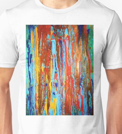 Abstract composition 382 Unisex T-Shirt