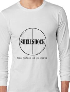 Funny Shellshock Bash Bug Shirt  Long Sleeve T-Shirt