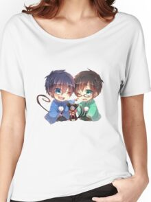 Blue Exorcist [Ao No Exorcist] Women's Relaxed Fit T-Shirt