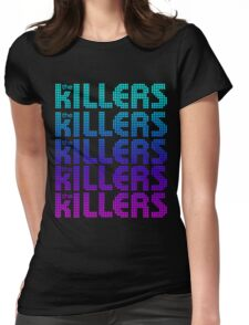 the killers Womens Fitted T-Shirt