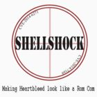Shellshock making heartbleed look like a rom com Funny Shirt by ibadishi