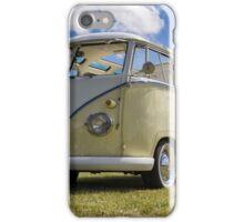 Volkswagen Kombi Samba Bus iPhone Case/Skin