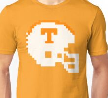 Tennessee Volunteers 8 bit Helmet Unisex T-Shirt