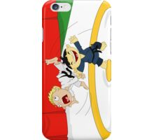Olympic Sports: Judo iPhone Case/Skin