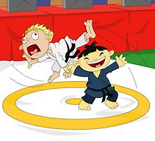 Olympic Sports: Judo by alapapaju