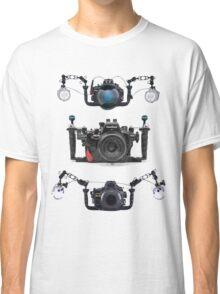 UNDERWATER CAMERA HOUSING  Classic T-Shirt