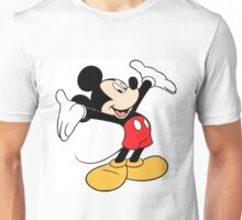 Mickey Mouse Unisex T-Shirt