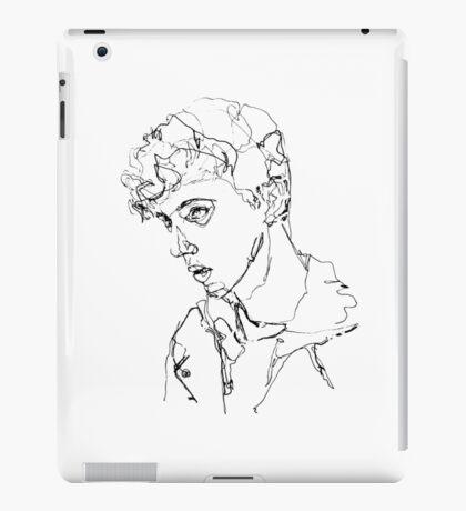 Troye Sivan Expressive Portrait iPad Case/Skin