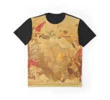 East Meets West Graphic T-Shirt