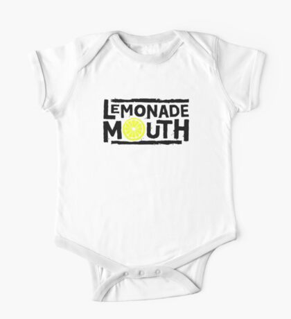 Lemonade Mouth One Piece - Short Sleeve
