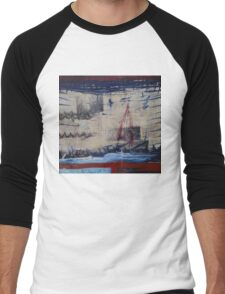 Shipwreck - Lost in a storm Men's Baseball ¾ T-Shirt