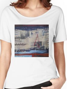 Shipwreck - Lost in a storm Women's Relaxed Fit T-Shirt