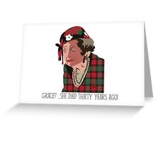 Aunt Bethany Greeting Card