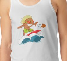 Non Olympic Sports: Surfing Tank Top