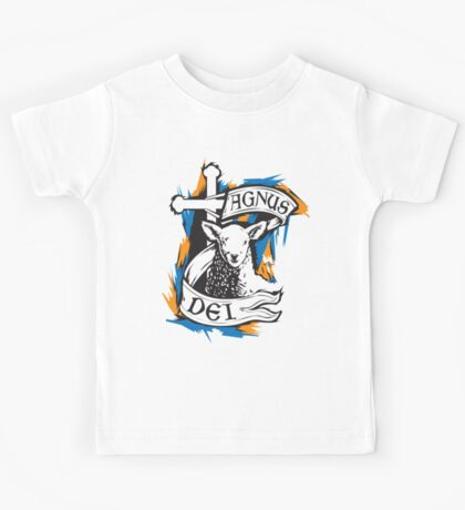 Lamb of God (Angus Dei) Kids Tee