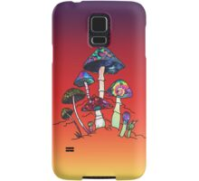 Garden of Shroomz Samsung Galaxy Case/Skin