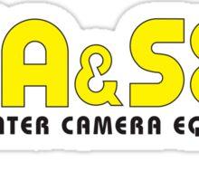 SEA / SEA UNDERWATER PHOTOGRAPHER Sticker