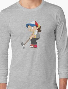 Non Olympic Sports: Golf Long Sleeve T-Shirt