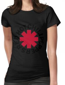 RHCP 2 Womens Fitted T-Shirt
