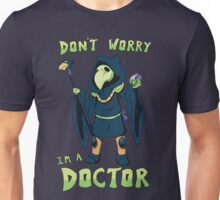 "Plague Knight - ""I'm a doctor"" - Shovel Knight Unisex T-Shirt"