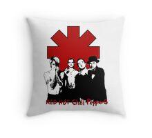 RHCP 7 Throw Pillow