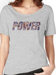 POWER Women's Relaxed Fit T-Shirt
