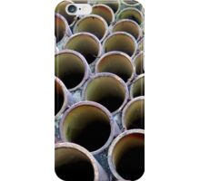 world of circles iPhone Case/Skin