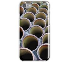 world of circles iPhone Case/Skin