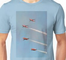 Red Arrows - Mirror Pass Unisex T-Shirt