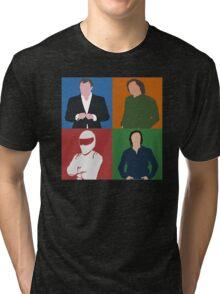 Top Gear Gang Tri-blend T-Shirt