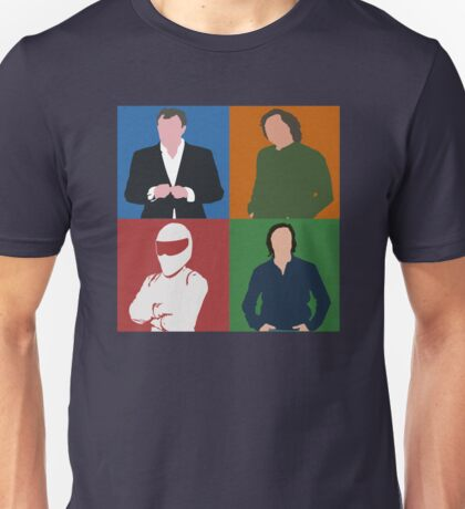 Top Gear Gang Unisex T-Shirt
