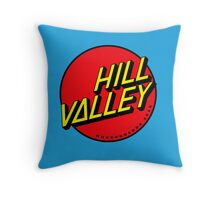 Hill Valley Hoverboards 2015 Throw Pillow