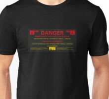 EMERGENCY DESTRUCTION SYSTEM Unisex T-Shirt