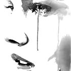define........a face study by Loui  Jover