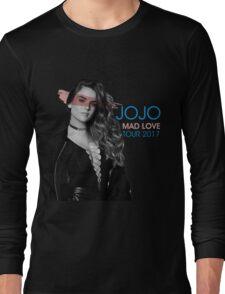 JOJO MAD LOVE TOUR 2017 Long Sleeve T-Shirt