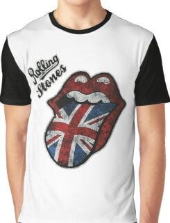 Rolling stones 4 Graphic T-Shirt