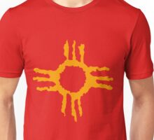 Native American Sun Unisex T-Shirt