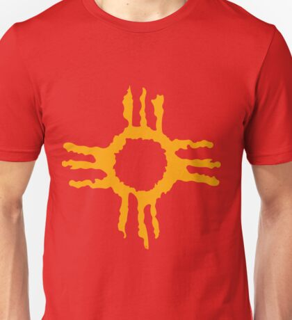 Native American Sun Unisex T-Shirt