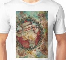 SANTA IS BUSY AT THE NORTH POLE Unisex T-Shirt