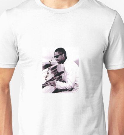 Stevie Wonder Autograhed Unisex T-Shirt