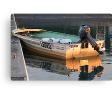 Gone Fishin Canvas Print