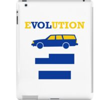 eVOLution (1) iPad Case/Skin