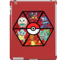 Who Will You Choose? iPad Case/Skin