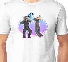 WHO AM I???!! Unisex T-Shirt