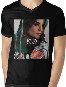 JOJO MAD LOVE COVER ALBUM Mens V-Neck T-Shirt