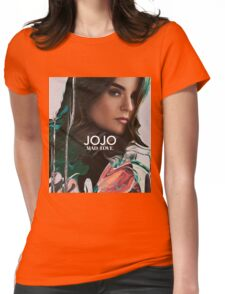 JOJO MAD LOVE COVER ALBUM Womens Fitted T-Shirt