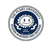 Plant University Photographic Print
