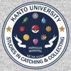 Kanto University - Pokemon Studies by Chronotaku